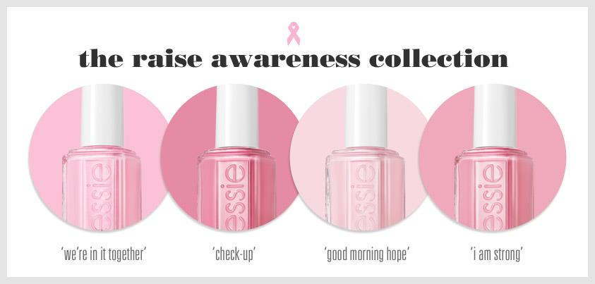 nail-polish-pink-breast-cancer-essie-awareness